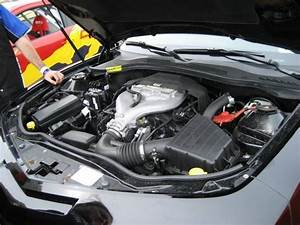 2010 Camaro Engine Bay Showing Di 3 6l V6 Llt Engine