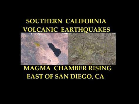 southern california west coast volcano risk rising