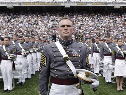west point  military academy  receive