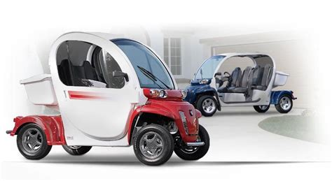 Gem Electric Car by Gem Electric Vehicles Hybrid And Electric Vehicles