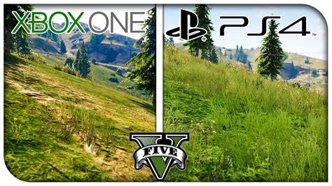Kaos One Graphic 5 gta 5 ps4 vs xbox one graphics comparison 1080p g