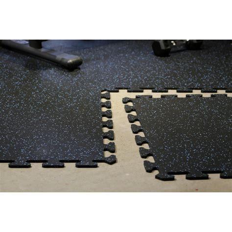 mats  iflex recycled rubber interlocking tiles set