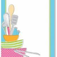 Cooking Clip Art Borders - ClipArt Best