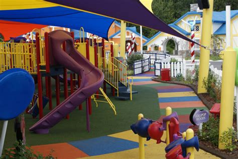 outdoor slide set 30 most impressive accessible and inclusive playgrounds