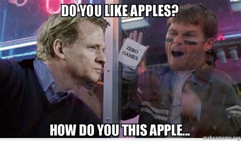 How Do U Make A Meme - do you like apples how do you this apple make a meme