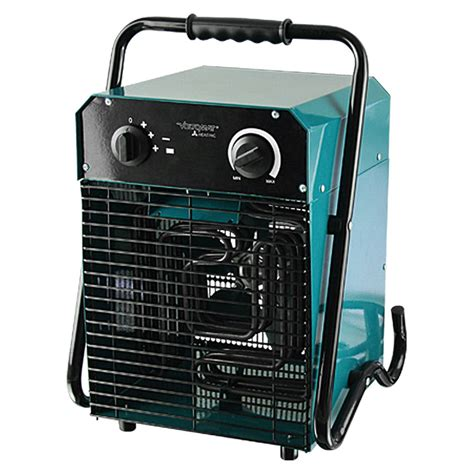 Voltomat Heating Bauheizer (5000 W, 400 V50 Hz