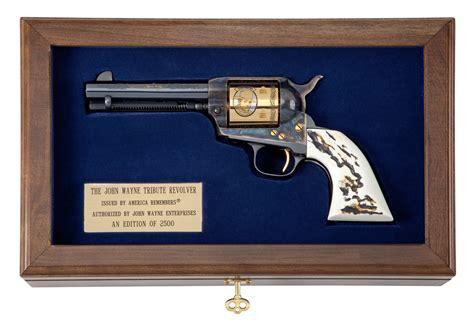 wayne tribute single revolver america remembers