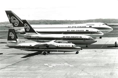 Air New Zealand: The Changing Style of Flying