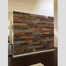 Shop Artis Wall™  Authentic Reclaimed Wood Planks  Walls