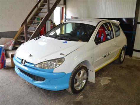 siege 206 rc a vendre 206 rc f2000 pièces et voitures de course à vendre de