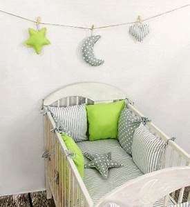Bettwäsche Für Babybett : baby bettw sche design6 nestchen bettset 100x135 f r ~ Watch28wear.com Haus und Dekorationen