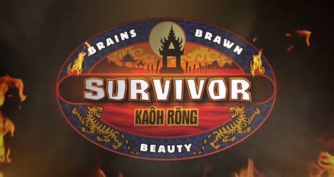 Survivor: CBS Announces Brains vs. Brawn vs. Beauty Cast ...