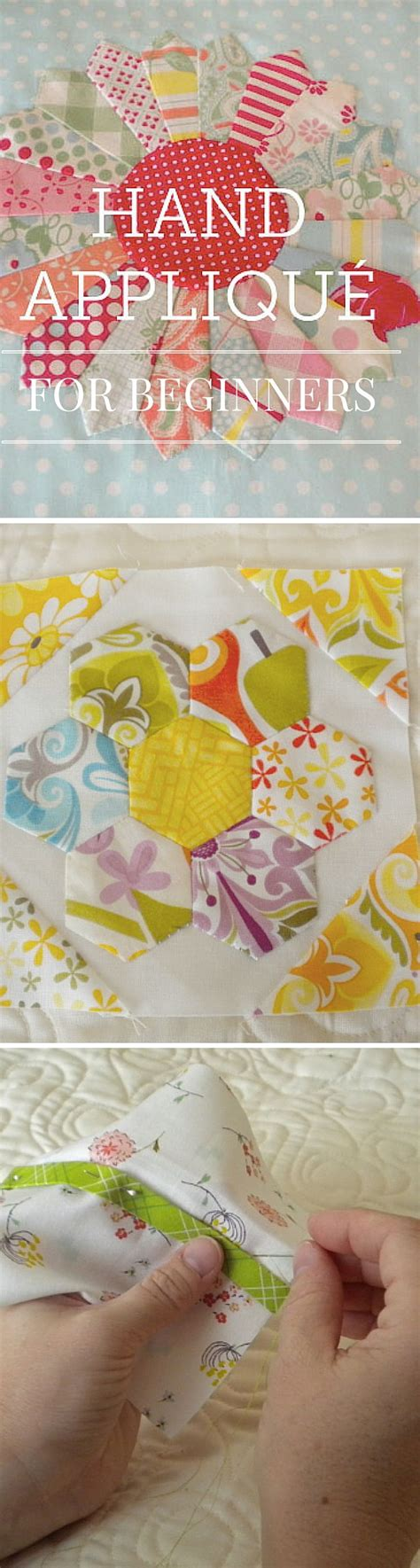 Embroidery Applique Tutorial by How To Appliqu 233 A Tutorial We Quilting