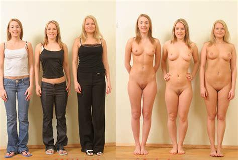 Ellas Se Muestran Vestidas Y Luego Desnudas Poringa