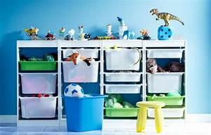 Rangement Jouet Ikea : 10 id es pour ranger les jouets des enfants club mamans ~ Melissatoandfro.com Idées de Décoration