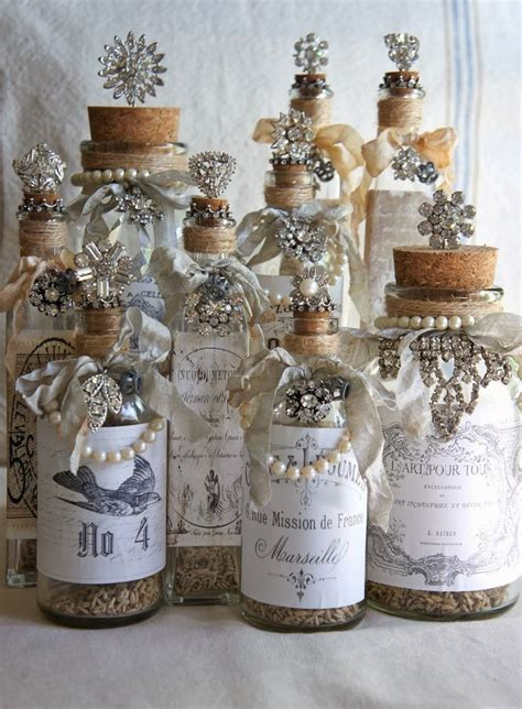 decorative bottles pretty vintage bottles vintage