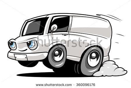 Cartoon Van Stock Images, Royaltyfree Images & Vectors