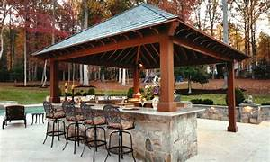 outdoor kitchen with bar design tool pool pergola plans With outdoor kitchen and bar designs