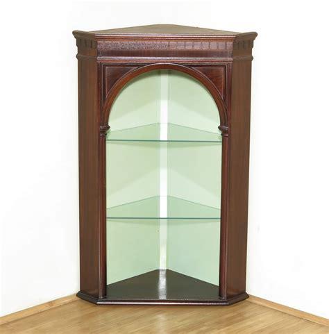 images of hanging cabinet vintage mahogany corner wall hanging open shelf cabinet