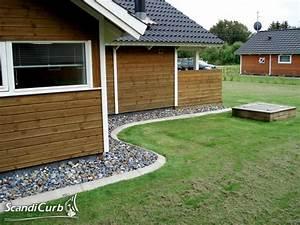 Garden landscaping around house pdf for Landscape ideas around house