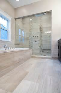 Honed Marble Bathroom by White Oak Honed Marble Bathroom Contemporary Bathroom