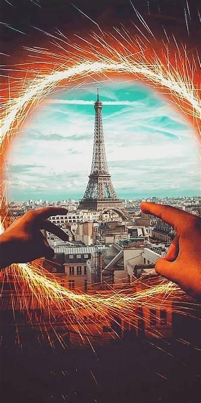 Tower Paris Random