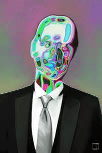digital art rave nightmare gif find  gifer