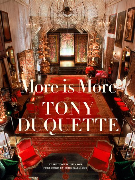 more is more tony duquette my 30 favorite coffee table books the neo trad