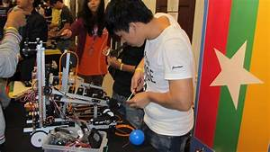 Students bring home glory at world's 1st Global Robotics ...
