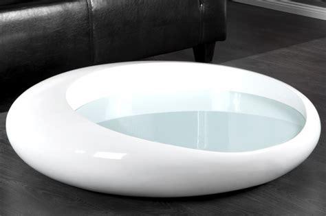 design couchtisch infinity weiss hochglanz dunord design