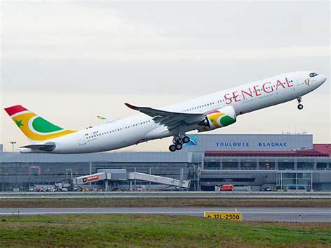 La aerolínea Air Senegal presenta un nuevo vuelo directo ...