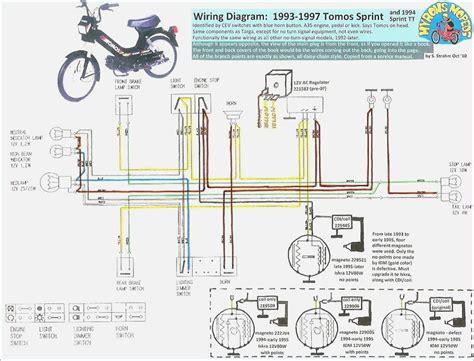 amusing honda wave 100 electrical wiring diagram photos
