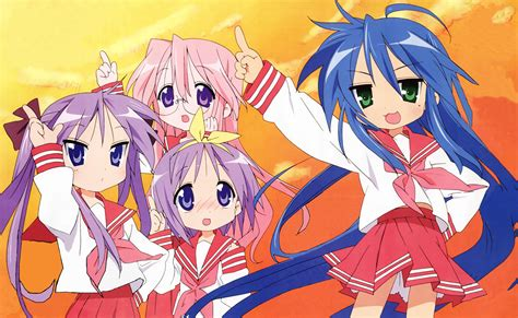 Lucky Anime Wallpaper - lucky wallpaper and background image 1705x1050 id