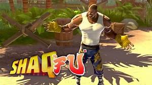 Shaq Fu A Legend Reborn Coming To Nintendo Switch Soon