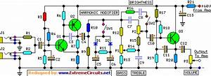 Wiring Diagram For Car  60 Watt Guitar Amplifier Circuit
