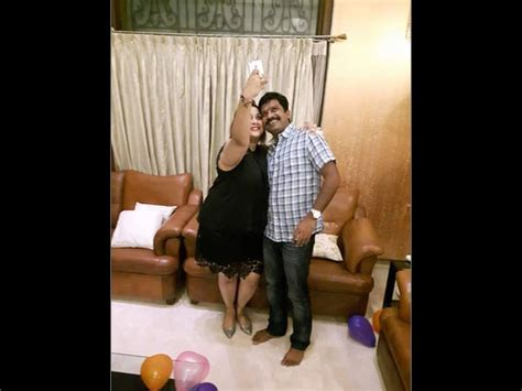 rakshita prem celebrates  birthday  family