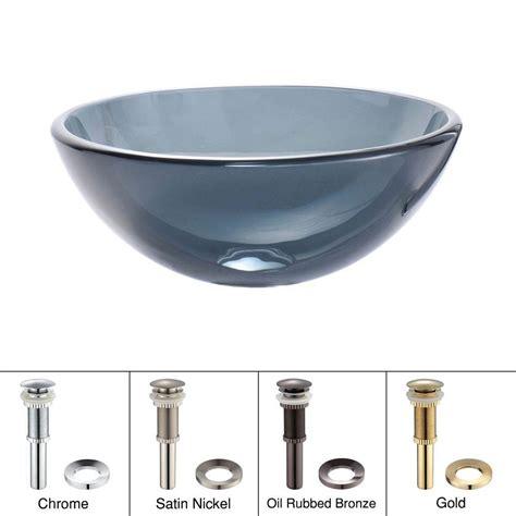 Kohler Vox Sink Drain by Kohler Vox Vitreous China Vessel Sink In White With