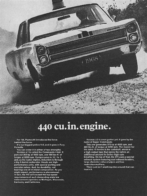 Model-Year Madness! 10 Classic Ads From 1968 | The Daily