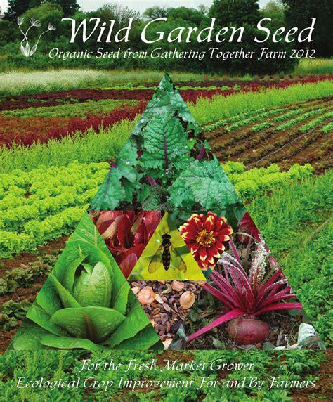 Plant Nursery Catalogs Free by Wild Garden Seed Wild Garden Seed Catalogs