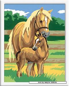 Painting by Numbers - Horses Love (by Ravensburger) 281725 ...