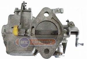 Holley And Motorcraft Carburetor Hand Choke Model 1940 And