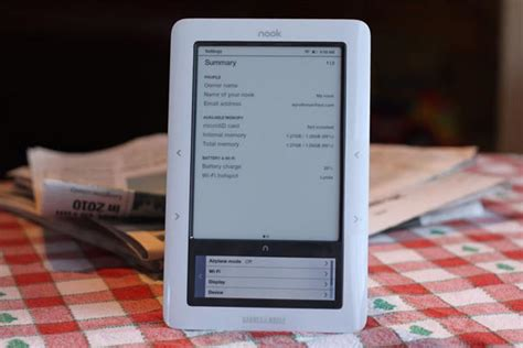 Barnes & Noble Nook Review Roundup
