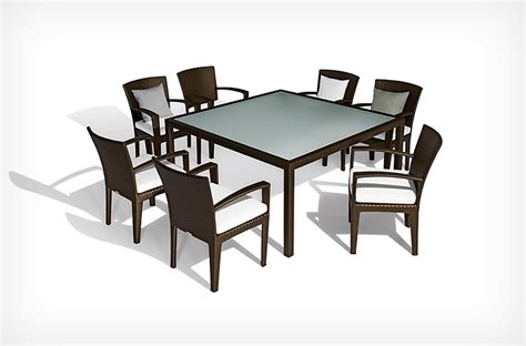 dedon panama contemporary outdoor furniture naples fl