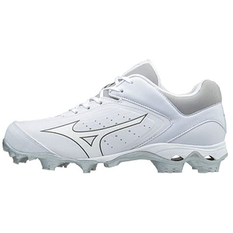 mizuno finch elite  womens moulded cleats
