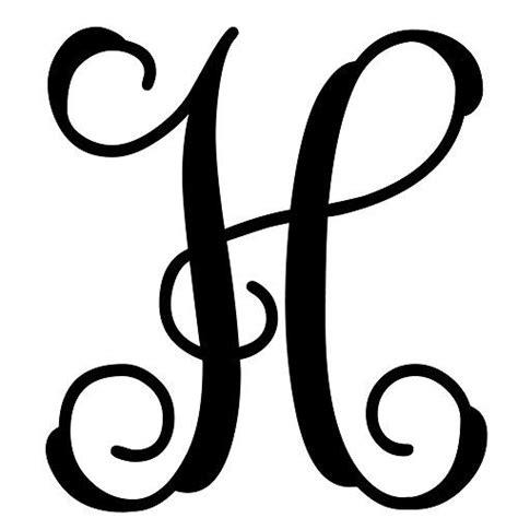 custom decor initial   vine monogram      information visit image link