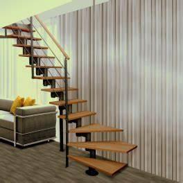 Escalier Moderne Pas Cher : escalier modulaire vs limon central acier ~ Premium-room.com Idées de Décoration