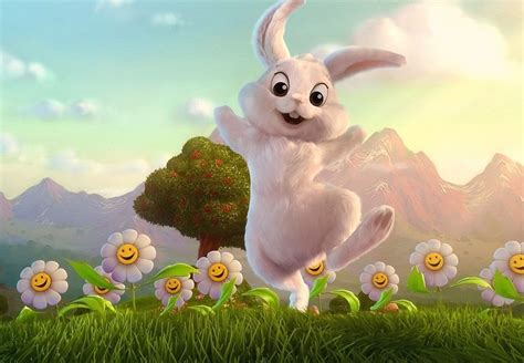 29 Beautiful Easter Bunny Pictures - We Need Fun