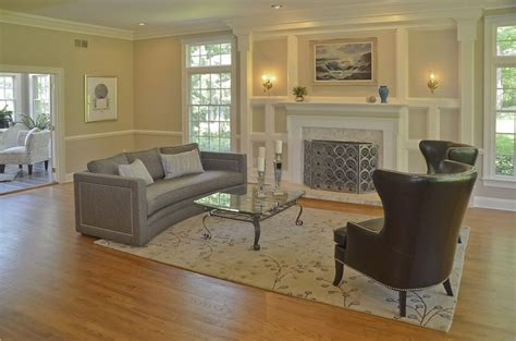 Staging Living Room With Fireplace 28 Images Altadena