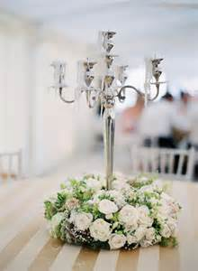 candelabra wedding centerpieces 25 best ideas about candelabra flowers on wedding candelabra candelabra