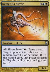 the actually inexpensive sliver deck commander edh